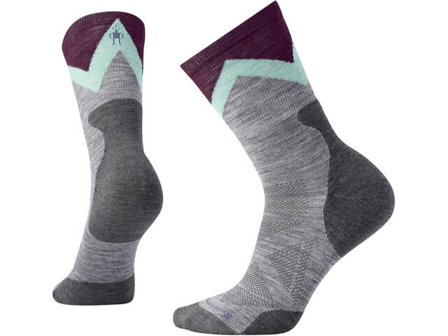 Smartwool PhD Outdoor Approach - Chaussettes Femme - gris
